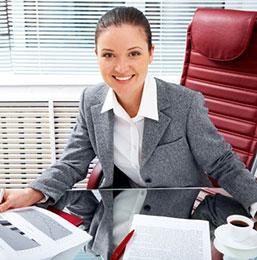 dental-practice-manager-sitting